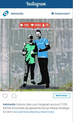 Instagram Anzeige Bild 2