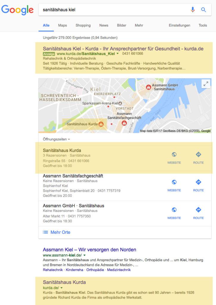 google kurda