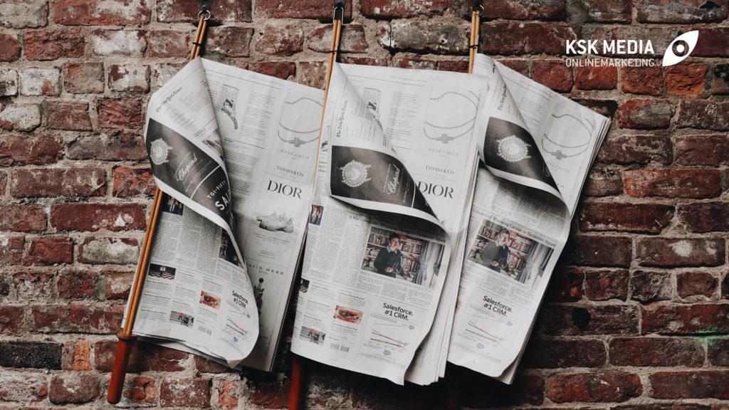 KSK MEDIA Onlinemarketing Fear of Missing Out Social Media als News Medium